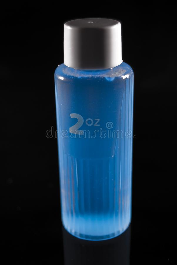 Download Isolated 2oz Mouthwash stock photo. Image of bottle, flight - 7933624
