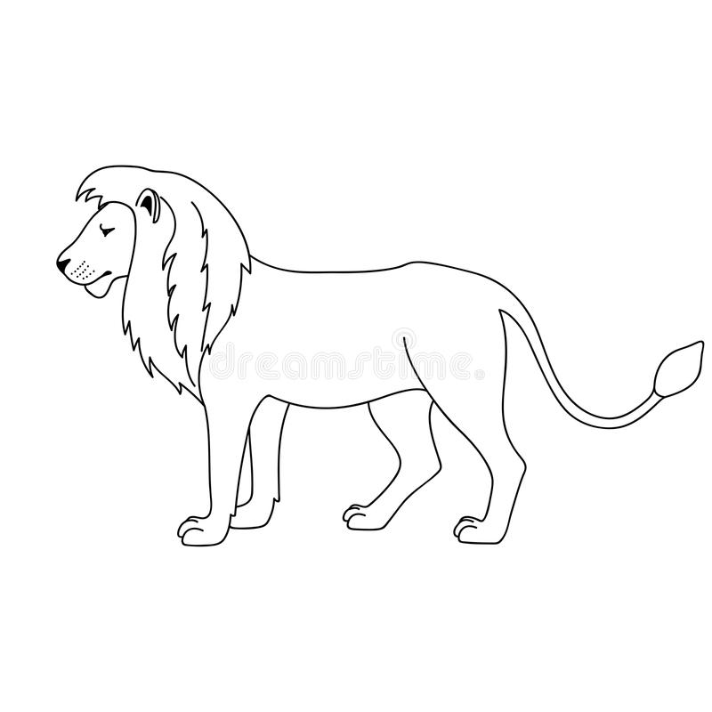 Lion Side View Stock Illustrations 357 Lion Side View Stock Illustrations Vectors Clipart Dreamstime Follow this easy technique to create outline a. lion side view stock illustrations