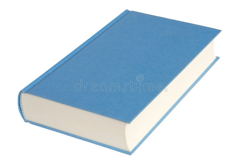 Isolated Book stock photo