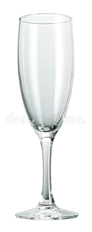 Free Isolated Champagne Glass Clear Stock Image - 11708681