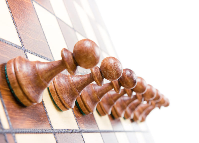 Download Isolated Chess Stock Photo - Image: 11384590