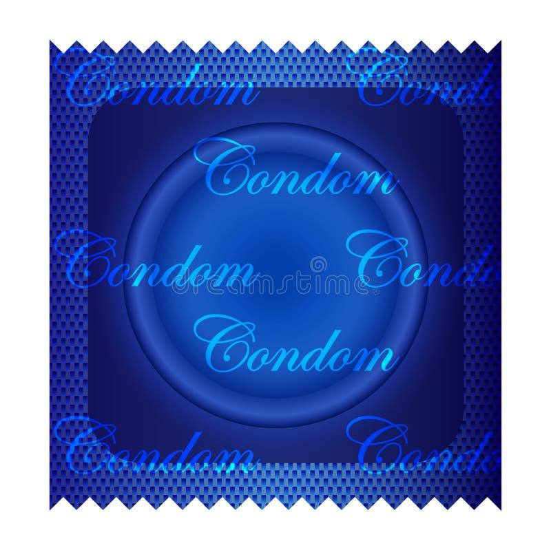 Isolated condom