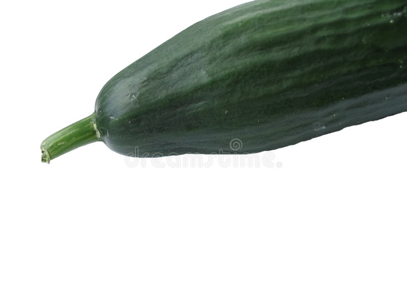 Download Isolated cucumber ending stock image. Image of hangnail - 203131