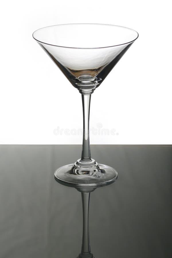 Free Isolated Empty Martini Glass Stock Photos - 3075733