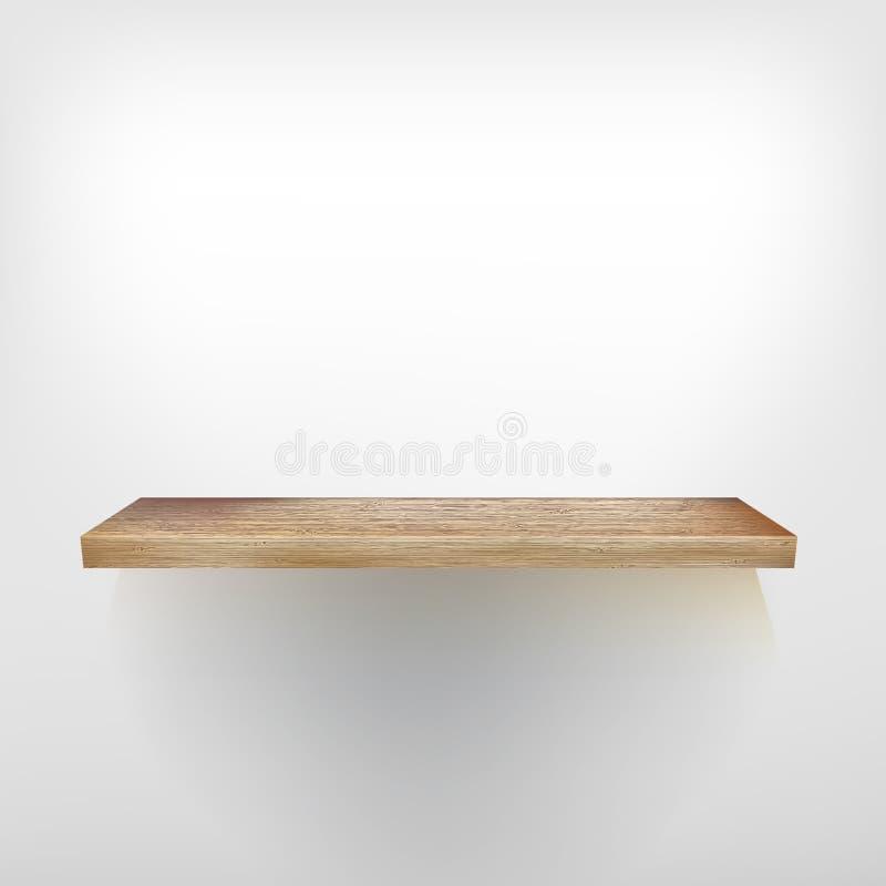 Download Isolated Empty Shelf For Exhibit. + EPS10 Stock Vector - Image: 34141242
