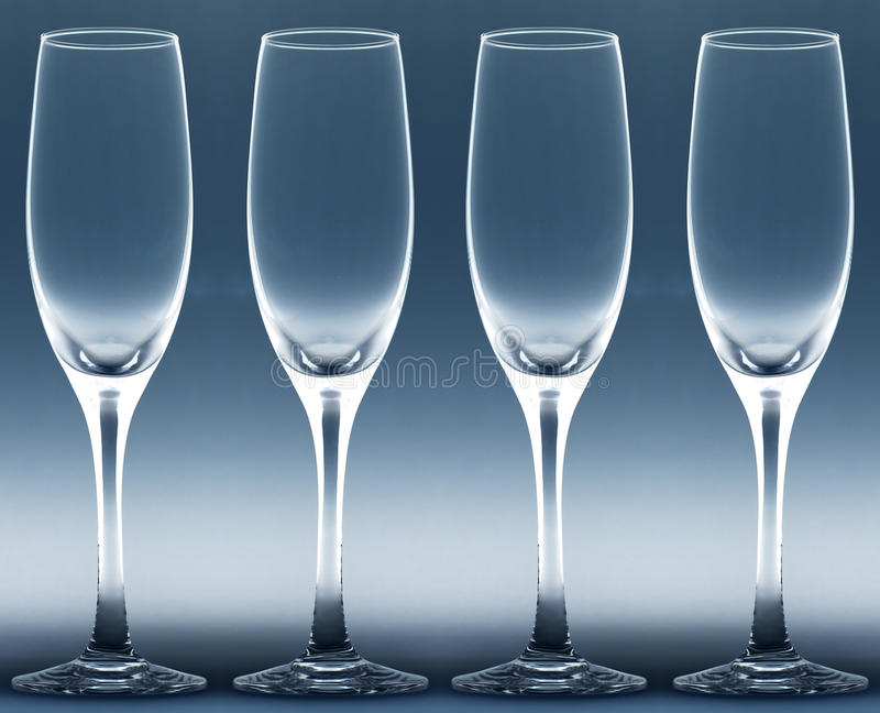 Download Isolated four cups stock image. Image of fancy, drinks - 17136581