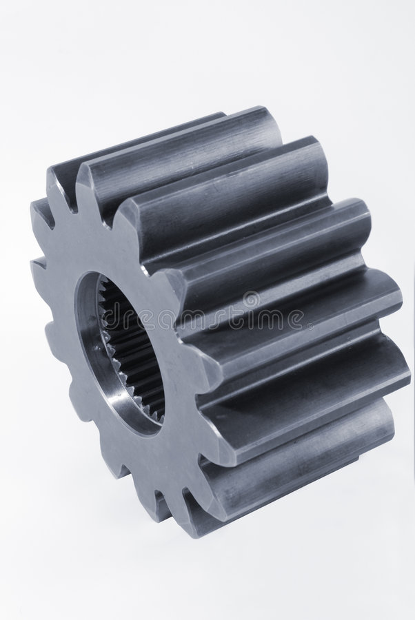 Download Isolated Gear Stock Photography - Image: 1706902