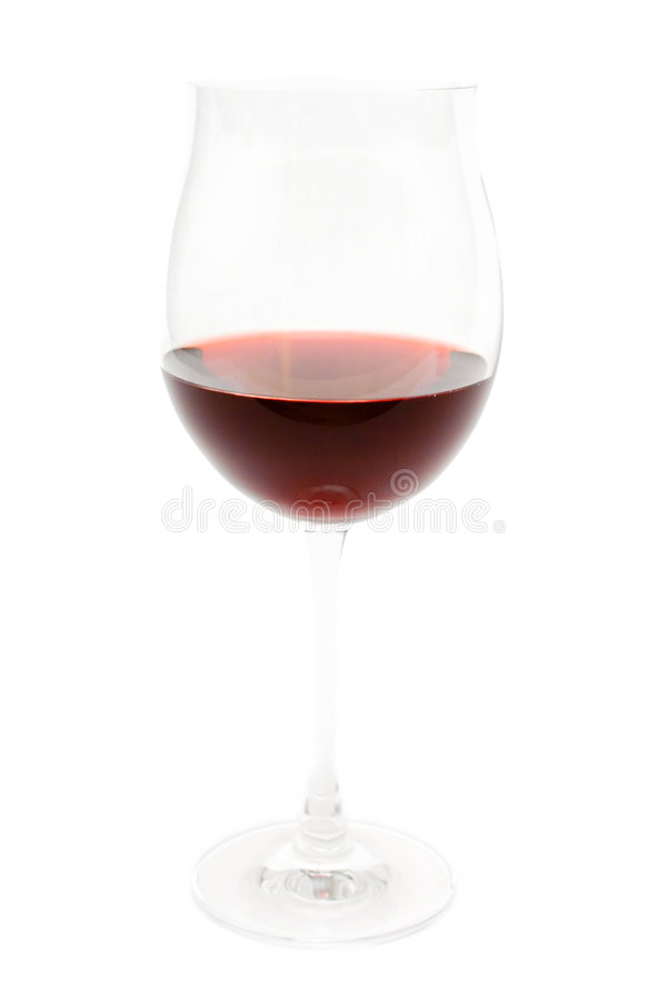 Download Isolated Glass of Wine stock image. Image of culinary - 2303211