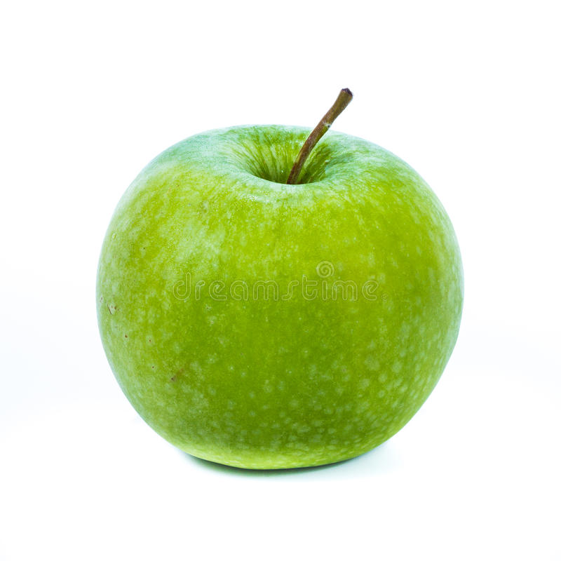 Free Isolated Green Apple Fruit Stock Photography - 30933512