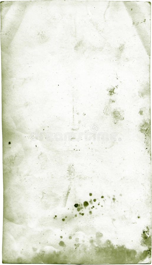 Isolated grunge surface back photocard royalty free stock images