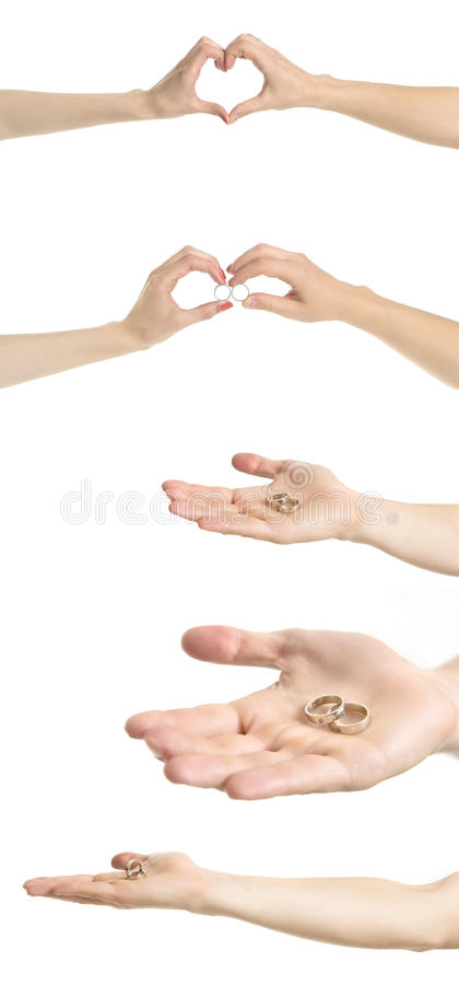 Isolated Hands Stock Photos