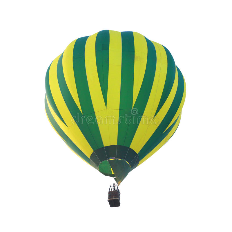 Download Isolated hot air balloon stock photo. Image of airy, expedition - 22476112