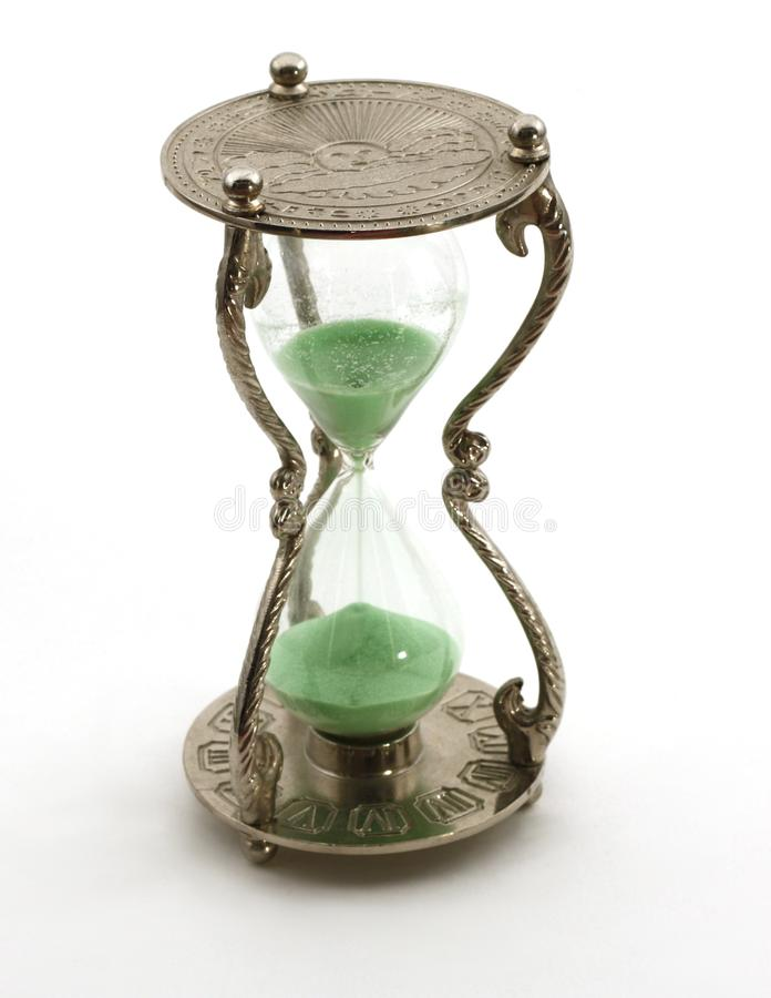 Free Isolated Hourglass Stock Photos - 19179363