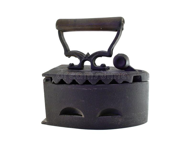 Isolated Iron Stock Images