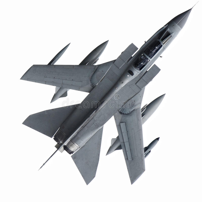 Free Isolated Jet Fighter Stock Image - 33279601