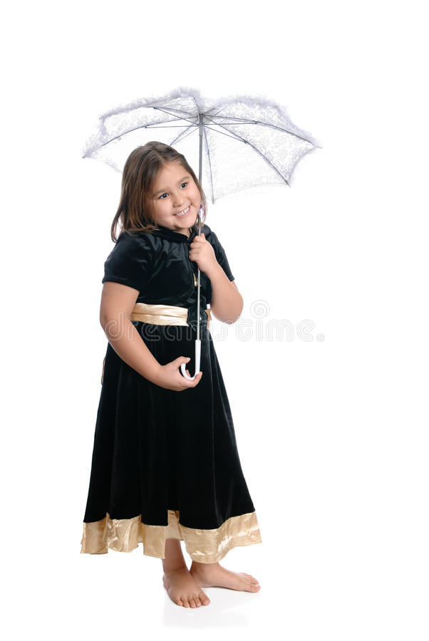 Download Isolated Kindergartener stock photo. Image of child, full - 17592624