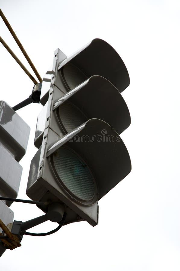 isolated light signal στοκ εικόνα με δικαίωμα ελεύθερης χρήσης