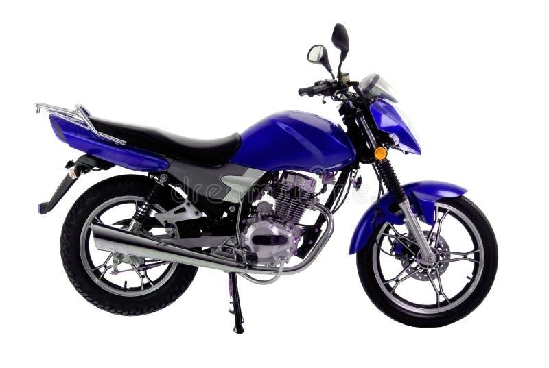Isolated_motorbike zdjęcie stock