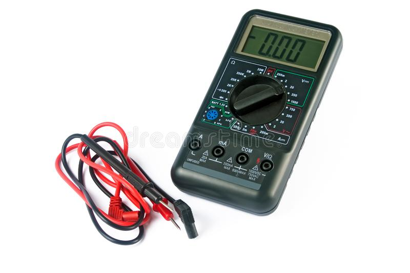 Isolated Multimeter Free Stock Photo