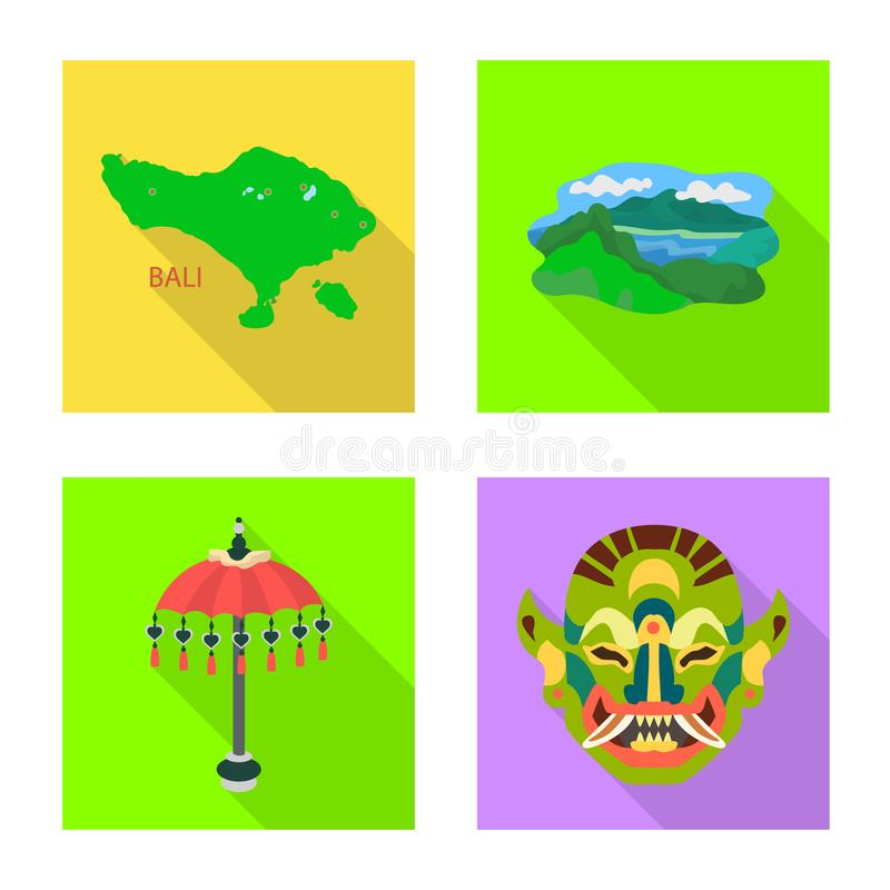 Isolated object of travel and tourism symbol. Set of travel and island vector icon for stock. Vector design of travel and tourism sign. Collection of travel and royalty free illustration