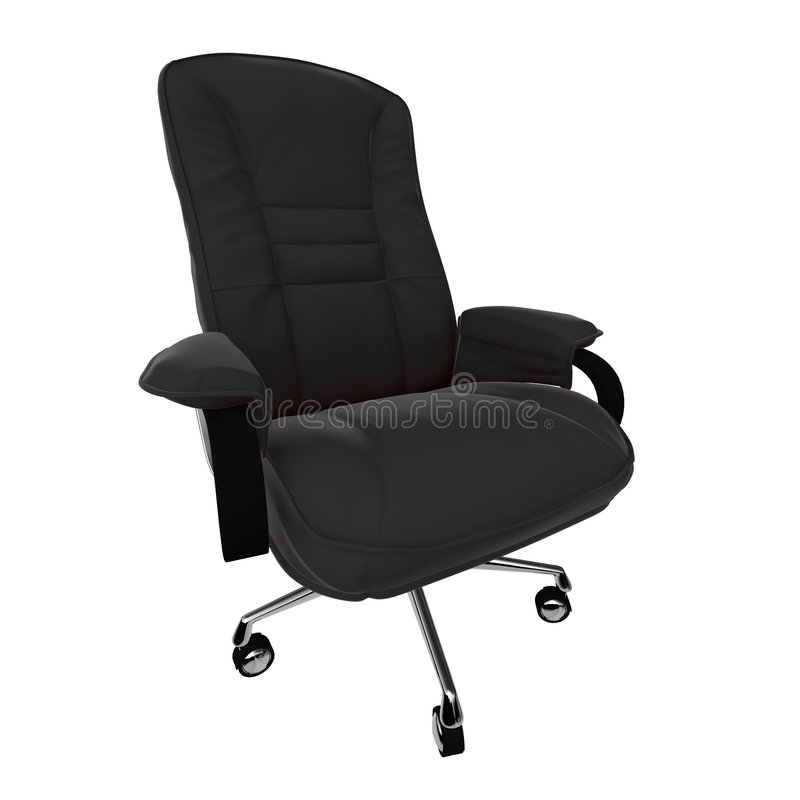 Isolated office armchair 03 vector illustration