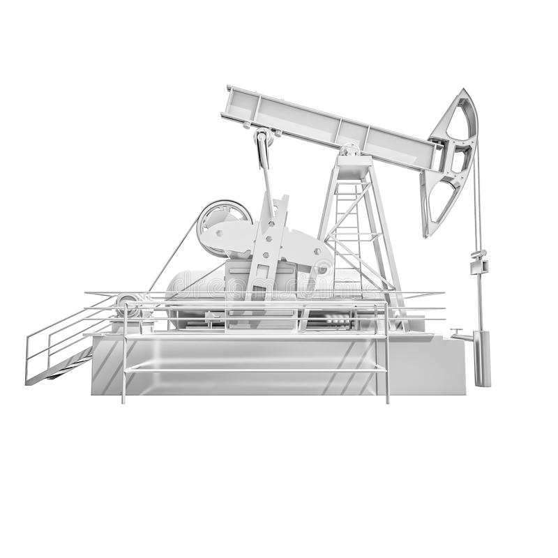 Wellhead Pumpjack Schematic Diagram on
