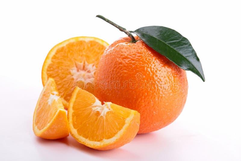 Isolated Orange Stock Images