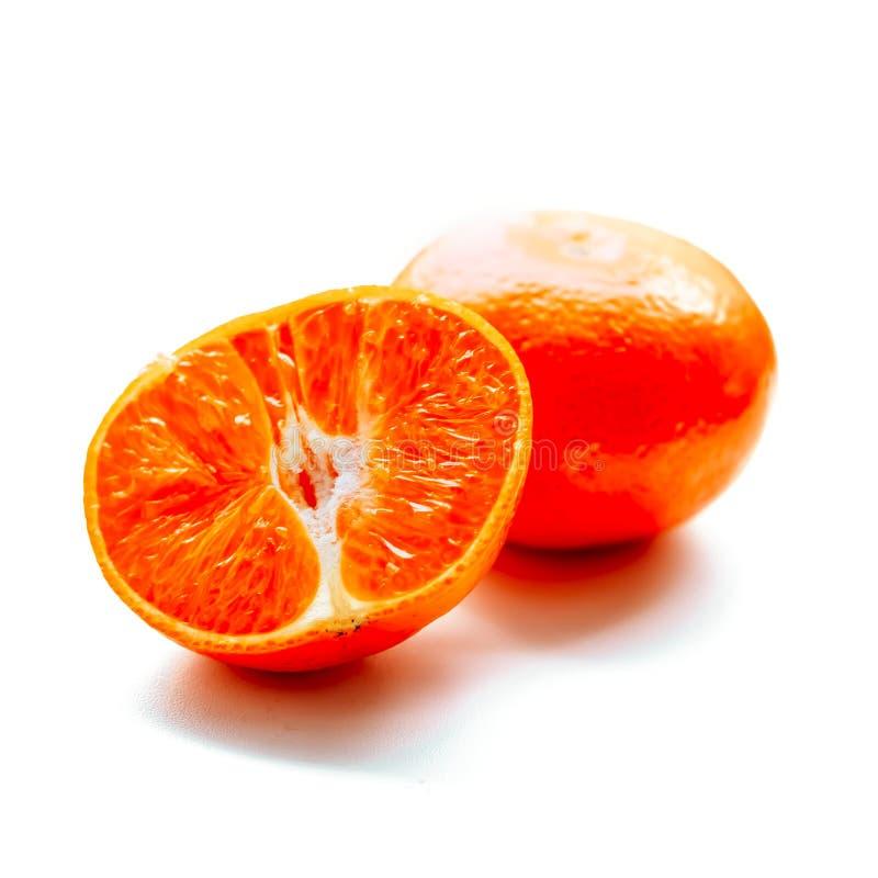 isolated oranges on white background royalty free stock photo