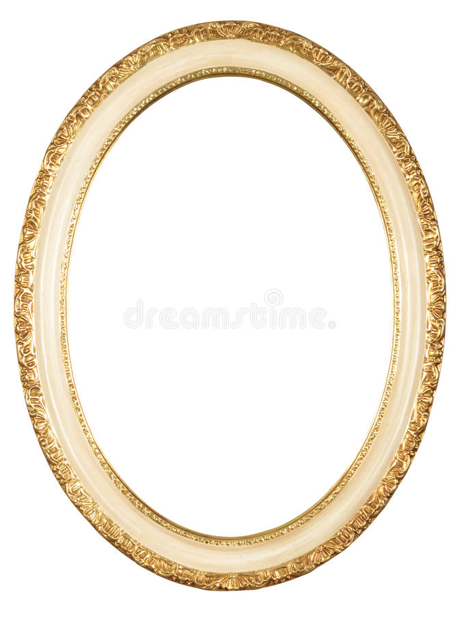 Free Isolated Oval Frame Stock Photo - 11520260