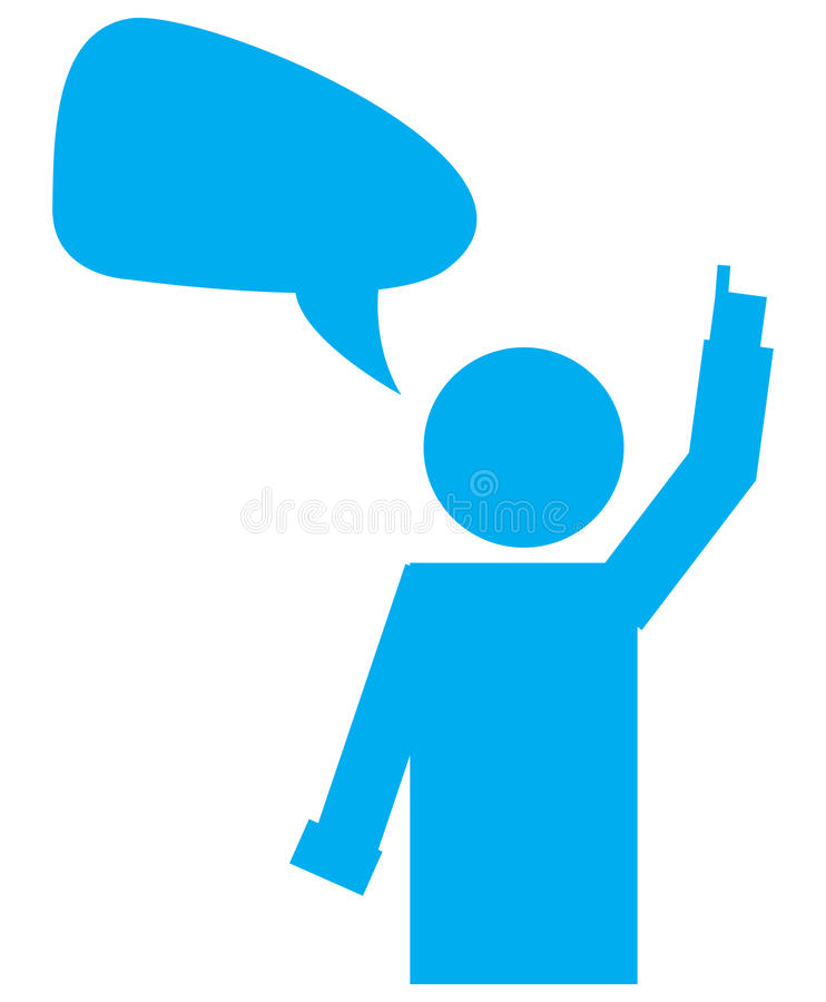 Free Isolated Person Talking Stock Photos - 85639543