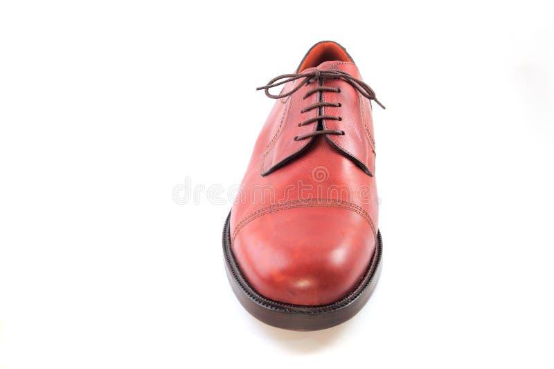 Isolated Shoe stock image