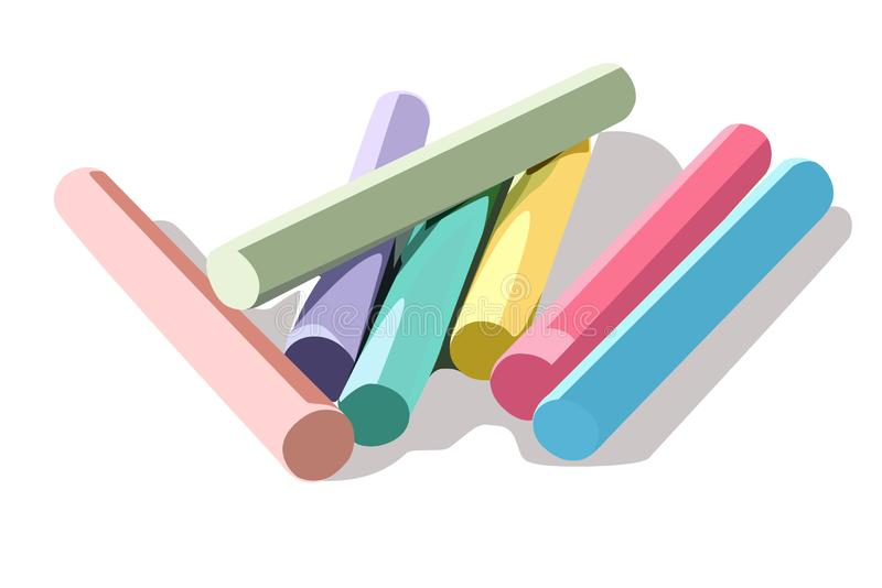 Sidewalk Chalk Stock Illustrations – 185 Sidewalk Chalk Stock ...