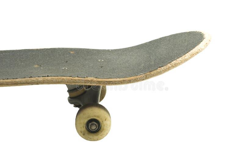 Isolated skateboard royalty free stock photo