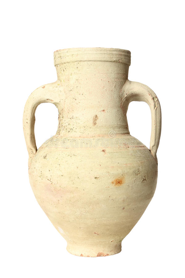 Download Isolated Vase stock photo. Image of weathered, antique - 22757390