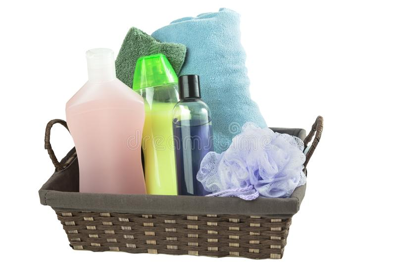 bath stuff royalty free stock image
