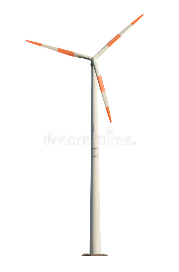 Free Isolated Wind Mill Stock Photo - 7757610