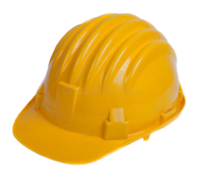 Download Isolated yellow helmet stock image. Image of object, danger - 29354039