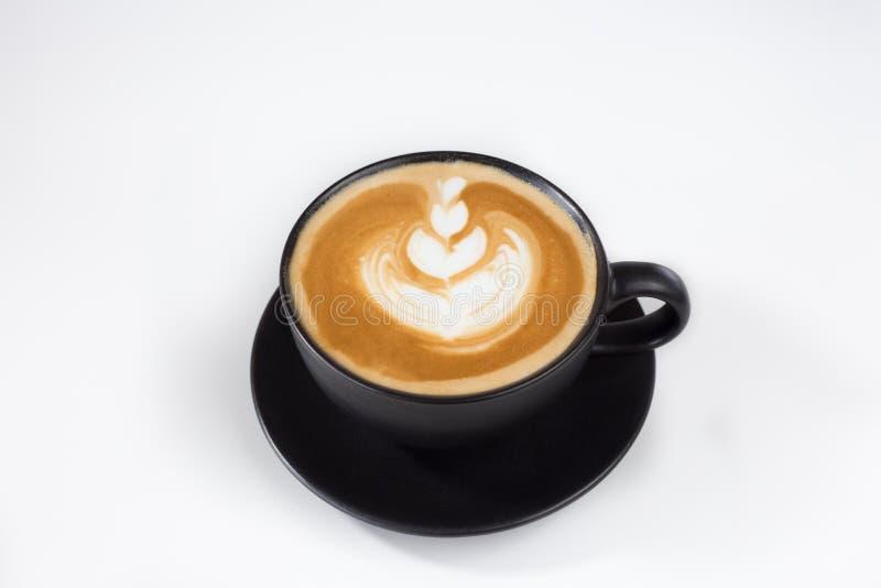 Isolato del caffè fotografia stock