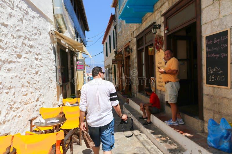Isole della Grecia immagini stock libere da diritti