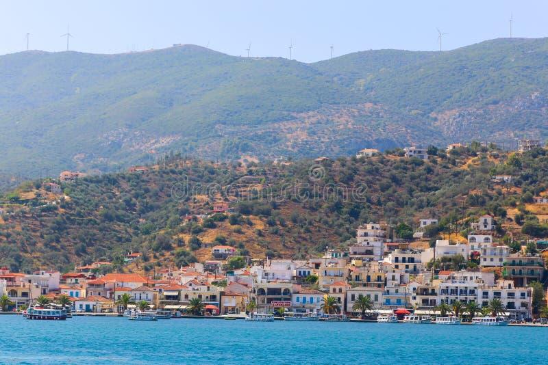 Isole della Grecia fotografia stock libera da diritti
