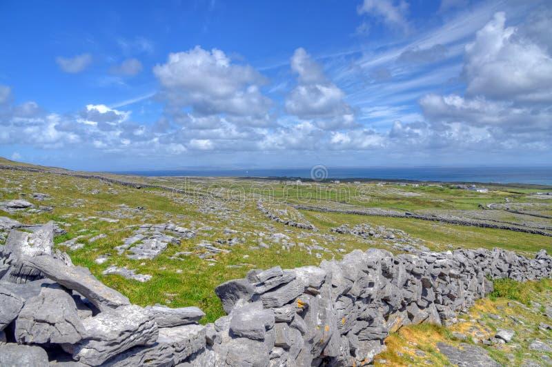 Isole di Aran, Irlanda immagine stock libera da diritti