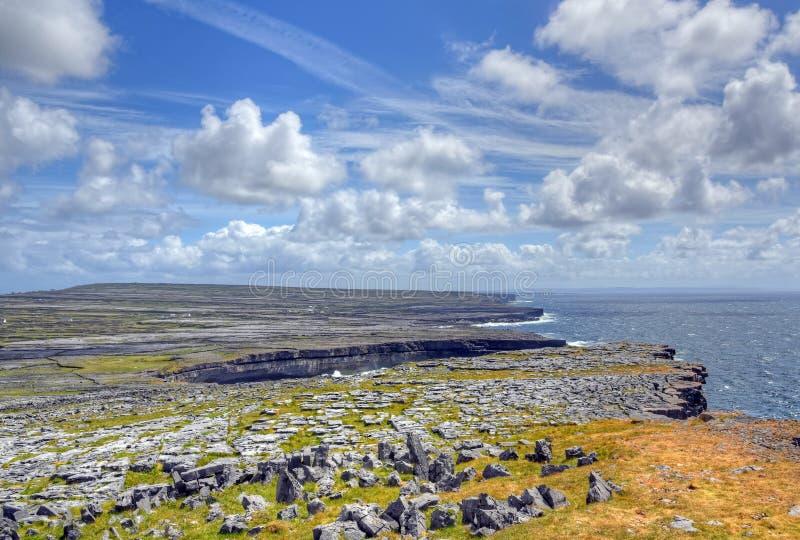 Isole di Aran, Irlanda fotografia stock