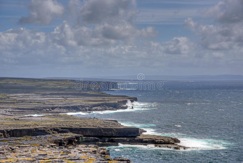 Isole di Aran, Irlanda fotografie stock libere da diritti