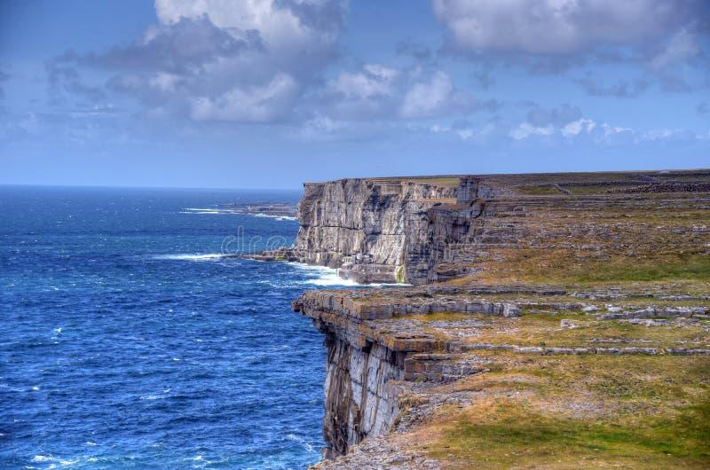 Isole di Aran, Irlanda immagini stock libere da diritti