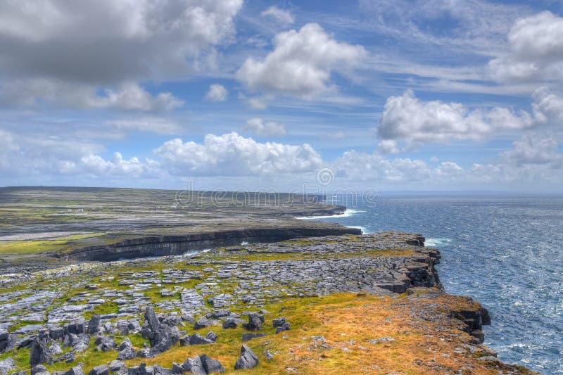 Isole di Aran, Irlanda immagine stock