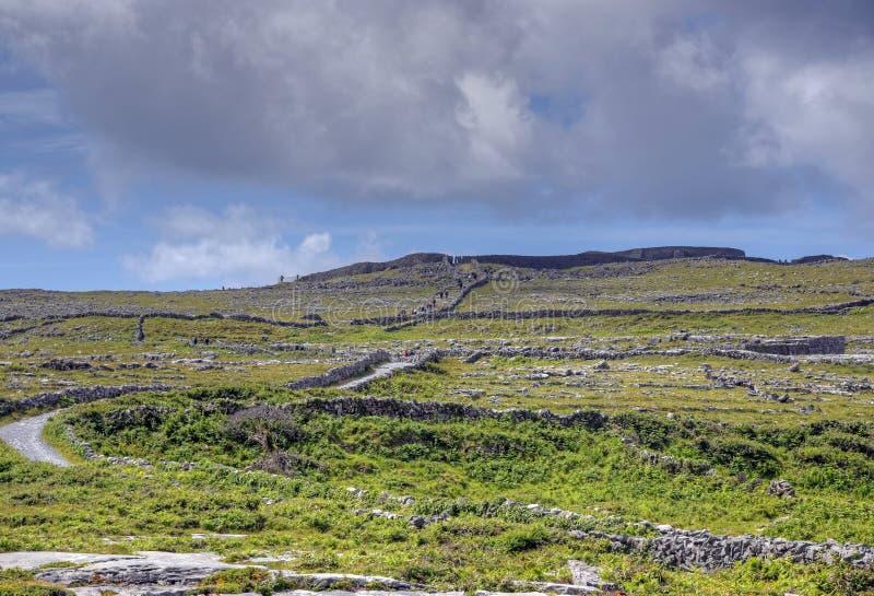 Isole di Aran, Irlanda fotografia stock libera da diritti