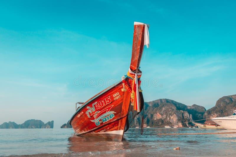 Isole di Phi Phi, Tailandia immagine stock libera da diritti