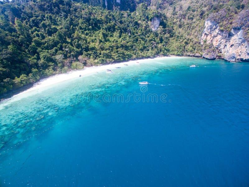 Isole di PhiPhi immagine stock libera da diritti