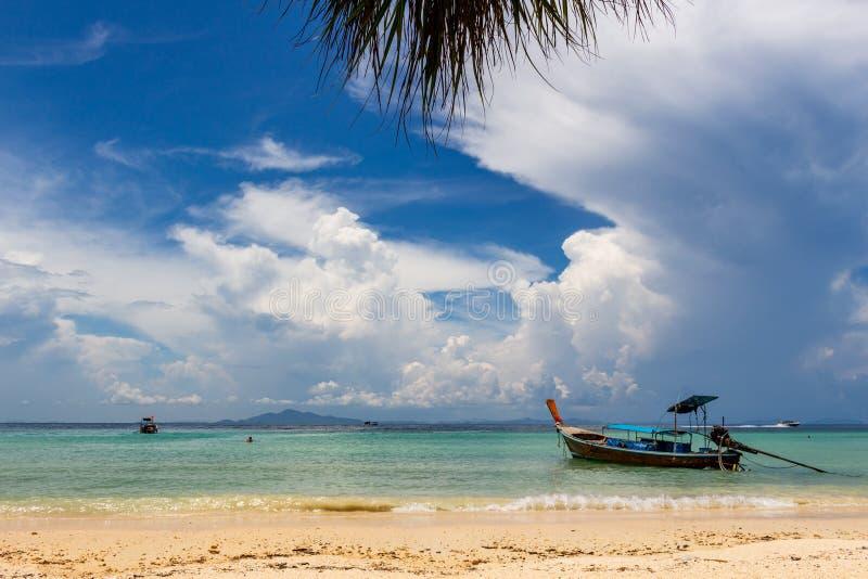 Isole di sogno di Koh Phi Phi della spiaggia fotografia stock