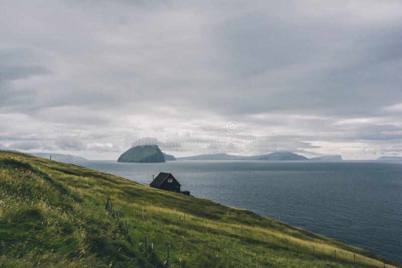 Isole faroe fotografia stock libera da diritti